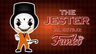 The Jester al estilo FUNKO POP