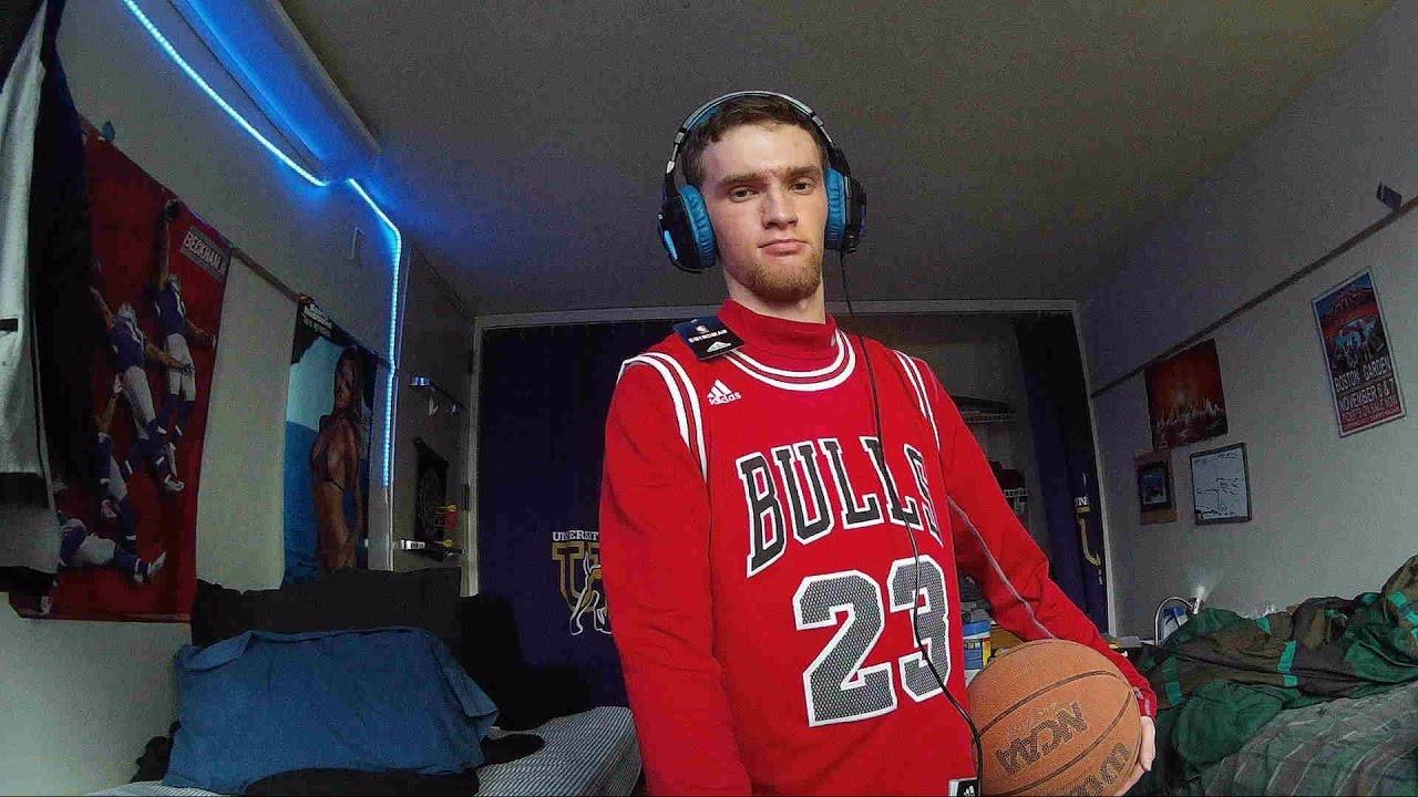 298df4d3b Michael Jordan Bulls Home NBA Jersey Review http   www.yesrepjerseys ...