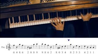 Песня числа ПИ - 3,14 - Song from π