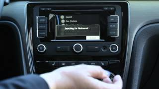Volkswagen Bluetooth System, Premium VIII HD radio, RNS315 Navigation System VW climate controls