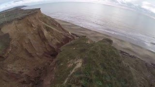 Ascending the New Chine - Brighstone - Isle Of Wight.(2015)