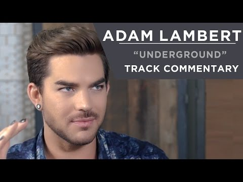 Adam Lambert - Rumors [Track Commentary]