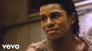 Jermaine Jackson & Pia Zadora - When the Rain Begins to Fall (Official Video)