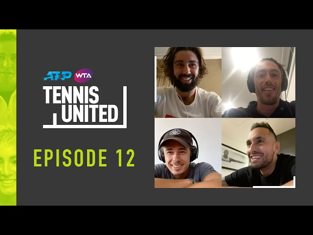 Tennis United | Kyrgios & De Minaur Drop In