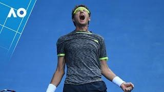 Istomin v Djokovic match highlights (2R) | Australian Open 2017