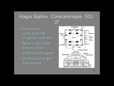 Early Byzantine Art: 6th Century Constantinople