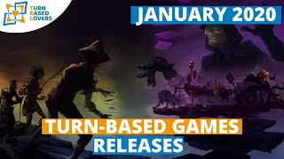 Turn-based games releases of January 2020