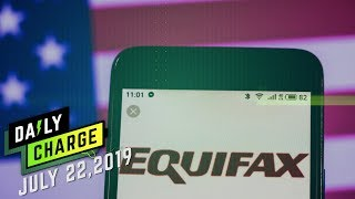 Equifax hit with $700 million fine for data breach, but is it enough? The Daily Charge (7/22/2019) thumbnail