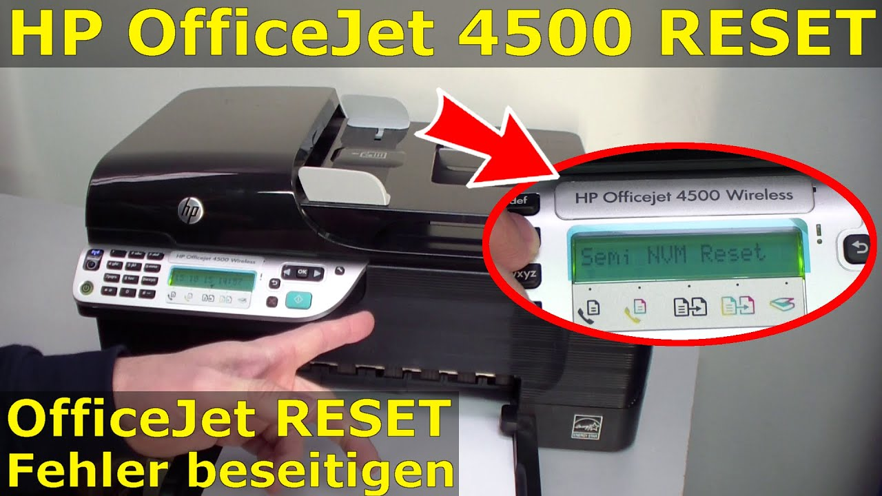 how to clear queue office jet 6700