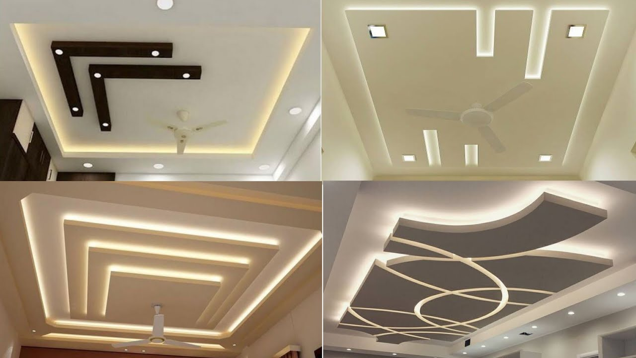 Top 150 Pop False Ceiling Design Ideas For Living Rooms 2020 Youtube
