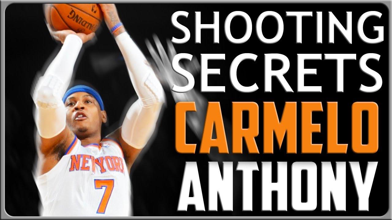 Carmelo Anthony: NBA Shooting Secrets - YouTube