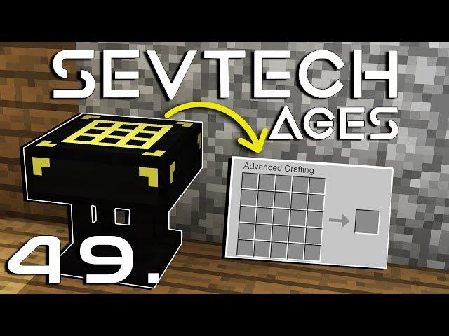 Csillagporból barkácsasztal! - SevTech: Ages - Minecraft - 49.rész
