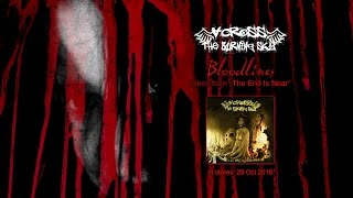 across the burning sky bloodlines official video lyrics