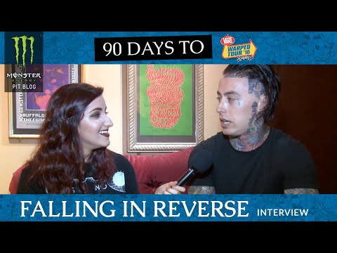 2016 Monster Energy Pit Blog: Falling In Reverse Interview
