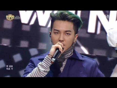 WINNER - 'REALLY REALLY' 0507 SBS Inkigayo