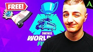 WORLD CUP * THE LAST DAY * TODAY-2 ITEME * FREE * NOW IN FORTNITE!