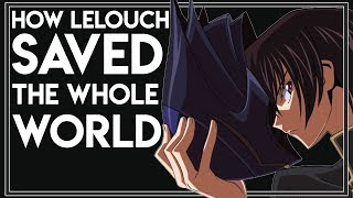 Code Geass and the Great Man Theory