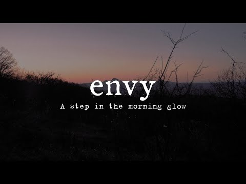 "envy - ""A step in the morning glow"" Official MV"