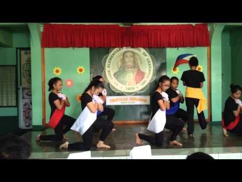 BAYAN KO Interpretative Dance