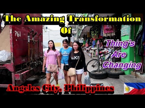 WOULD YOU WALK AROUND THIS HOOD ALONE - HOW COURAGEOUS ARE YOU - ANGELES CITY, PHILIPPINES from YouTube · Duration:  19 minutes 17 seconds