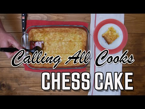 Calling All Cooks - Chess Cake | This Is Alabama