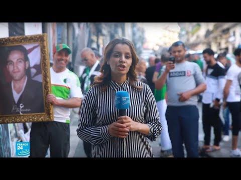 استمرار الحراك الشعبي في الجزائر برغم الحرارة والصيام!  - 12:55-2019 / 5 / 13