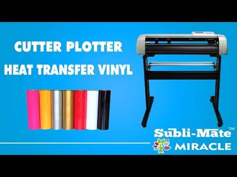 Cutter Plotter/Heat Transfer Vinyl