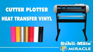 Cutter Plotter/Heat Transfer Vinyl