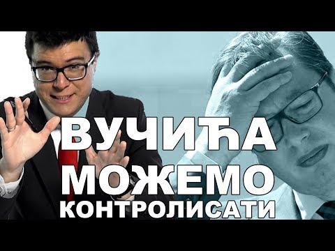 Malagurski: 'Vučića možemo da nateramo šta god hoćemo' (RasPravda)