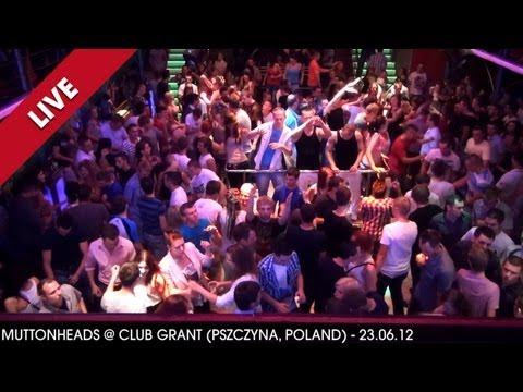 Muttonheads @ Club Grant (Pszczyna, Poland) - 23.06.12 [HD]