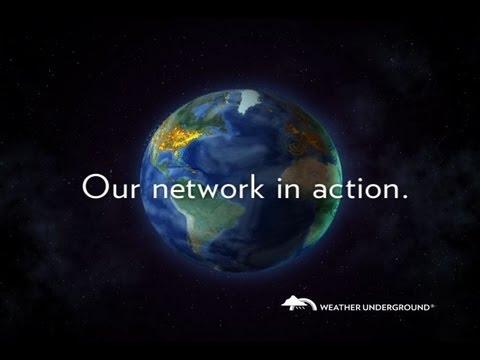 Weather Underground: Our PWS Network