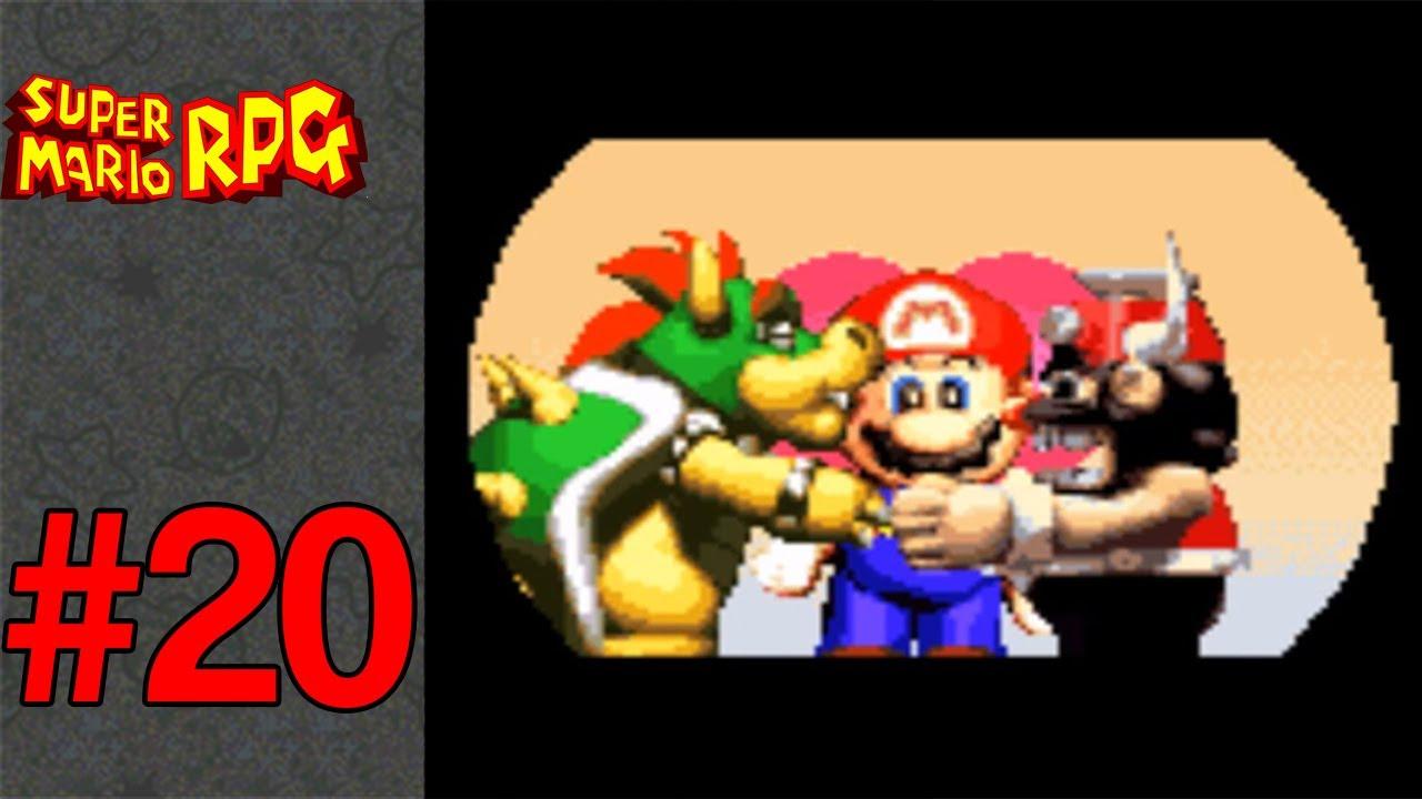 Super Mario RPG Revolution Parte 20 - Venganza