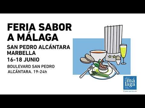 Feria Sabor a Málaga en San Pedro de Alcántara