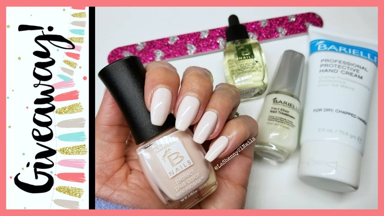 Barielle The Perfect Manicure Bundle GIVEAWAY ...