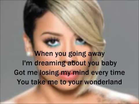 Wonderland Keyshia Cole lyrics