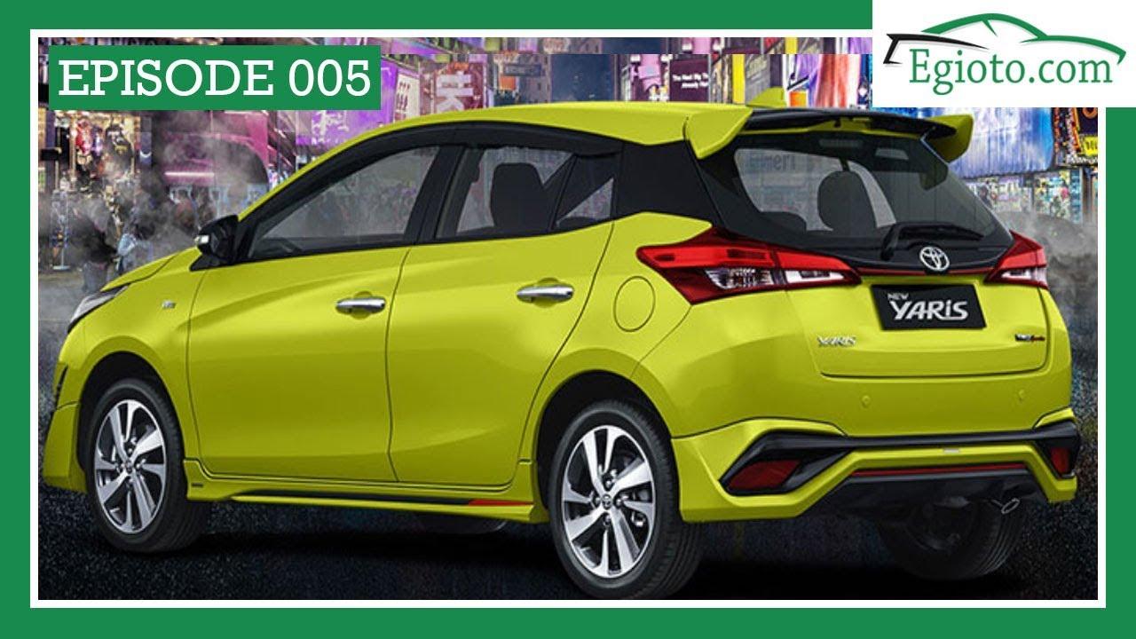 toyota yaris trd sportivo cvt harga grand new veloz bekas 2018 exterior interior walk around ep 005