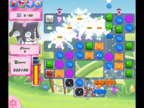 Candy Crush Saga Level 2590 - NO BOOSTERS