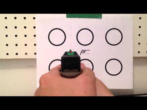Basic Pistol Shooting Fundamentals