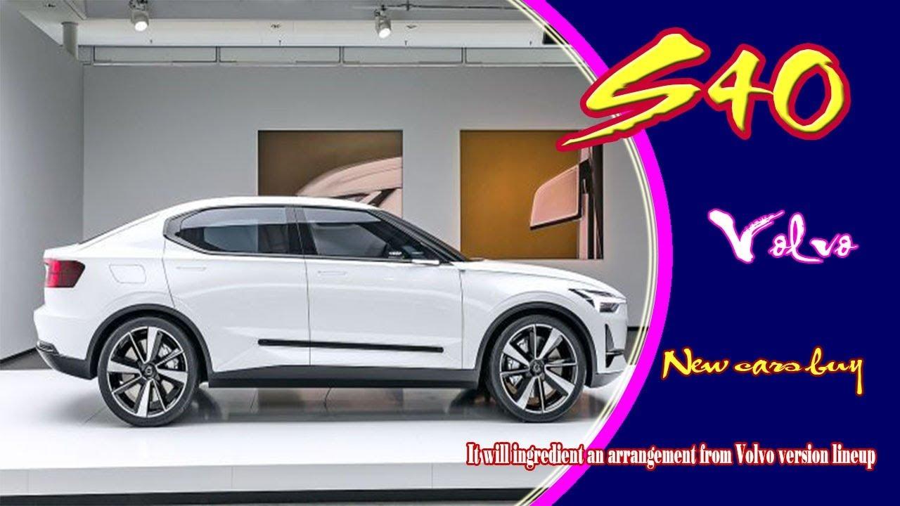 Newcars 2019volvos40 Volvos40