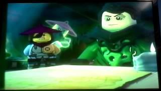 """Promo """"Ninjago"""" (Ultimos Episodios de Temporada 5 - Enero 2016) en Disney XD - Nuevo Logo"""
