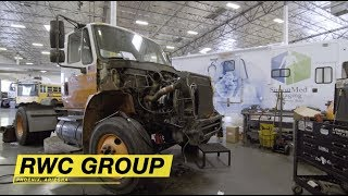 RWC Group powered by LANDA® Pressure Washers