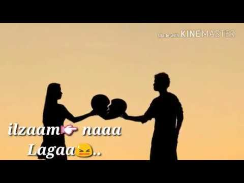 Jeene Bhi De Duniya Hame By ||Arijit Singh|| And Editing By Me For Whatsapp Status
