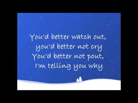 Bruce SpringsteenSanta Claus Is CominTo TownLyrics H