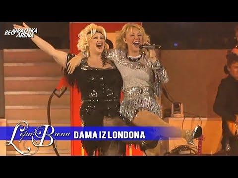 Lepa Brena - Dama iz Londona - (LIVE) - (Beogradska Arena 20.10.2011.)