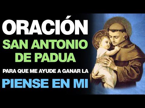 🙏 Efectiva oración a San Antonio de PADUA PARA GANAR LA LOTERÍA ¡DAME SUERTE! 🙇