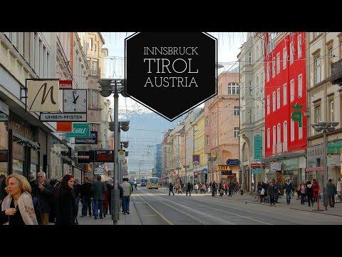Visit Innsbruck,Tirol,Austria(Österreichisch) Vacation Travel Video /Swarovski Kristallwelten