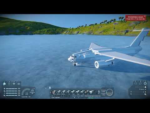 space enginners Medium transport aircraft
