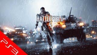 Battlefield 4, Decouverte (PS3)