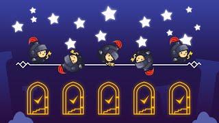 ХИТРОЕ ЗВЕЗДНОЕ НЕБО ► Tricky Castle #4 Прохождение Звездное небо