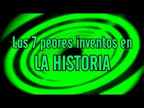 Los 7 peores inventos en la historia